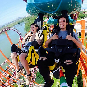 Vé vui chơi công viên Châu Á - Asia Park (All in one)
