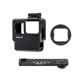 Vỏ Đựng Máy Chụp Hình Ulanzi V2 Pro Kèm Bộ Lọc Micro (52mm)