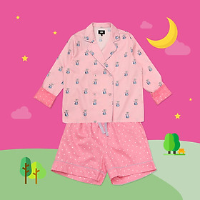 BT21 x HUNT Crop Pajama Set Mang HIPP91201T
