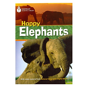 Happy Elephants: Footprint Reading Library 800