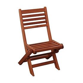 Ghế xếp mini Lombok gỗ dầu