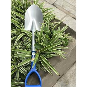 Xẻng chăm cây cảnh 63cm chính hãng Cmart A0702 tặng găng tay cao su làm vườn chuyên nghiệp