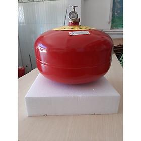 Bình cầu chữa cháy tự động bột ABC XZFTB8-8kg