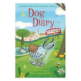 Usborne Very First Reading: Dog Diary