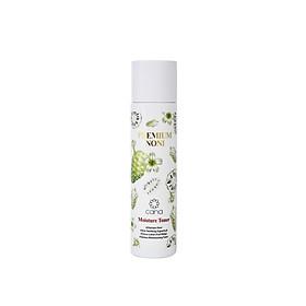 Nước cân bằng dưỡng ẩm chiết xuất nhàu Cana  Premium Noni Moisture Toner 138ml