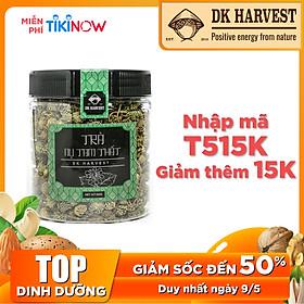 Trà Nụ Hoa Tam Thất DK Harvest 100g – Hỗ trợ mất ngủ, tốt cho tim mạch