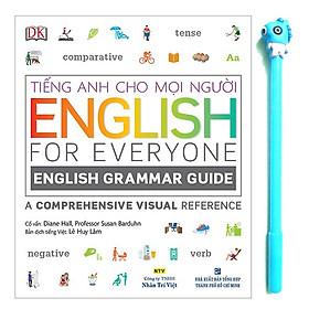 English For Everyone - English Grammar Guid ( Tặng Kèm Bút )