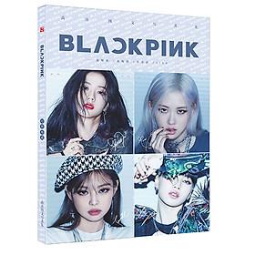 Photobook Blackpink Love sick girl the album có kèm poster và bookmark Blackpink