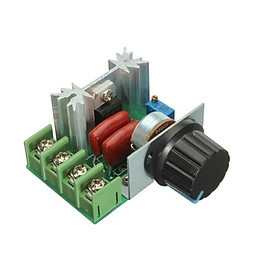 Mạch dimmer điều khiển tốc độ quạt , động cơ, ánh sáng 2000W-220V - CCMAC