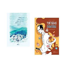 Combo 2 cuốn sách: Thế giới kết thúc dịu dàng đến thế + Thợ bánh Samurai