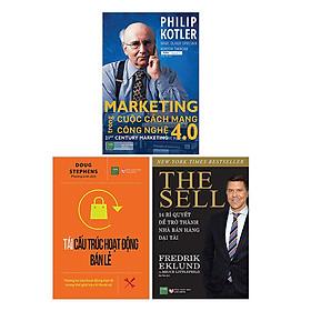 Combo Nghệ Thuật Marketing - Bán Hàng