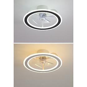 Quạt trần đèn chung cư cao cấp - FAN813