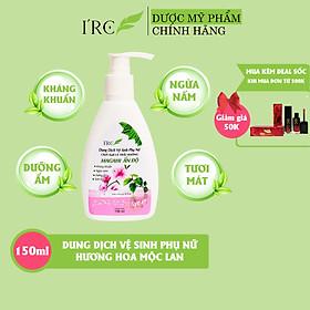 Dung dịch vệ sinh phụ nữ trầu không IRC MAGAHI Ấn Độ  Hương Hoa Mokhử mùi, ngừa nấm, dưỡng ẩm, tươi mát 150ml
