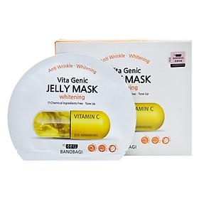 Mặt Nạ Banobagi Vita Genic Jelly Mask Whitening MM42 (1 Hộp/ 10 Miếng)