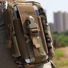 Túi đeo hông đựng điện thoại đeo thắt lưng cao cấp