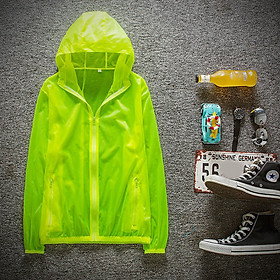 Couple Quick-drying Breathable Anti-UV Wear-resistant Sunscreen Hooded Coat Outdoor Sportswear