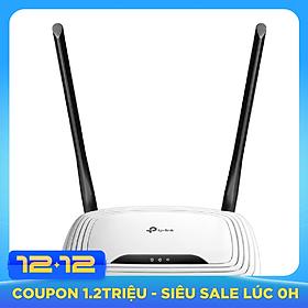 TP-Link  TL-WR841N - Router Wifi Chuẩn N Tốc Độ 300Mbps - Hàng Chính Hãng