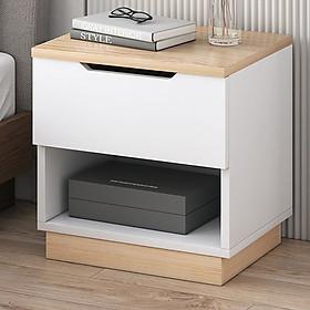 Tủ Đầu Giường Hiện Đại Lắp Ráp SPEVI Mã NF18 - Nội Thất Thông Minh Đem đến Sự Sang Trọng Và Vẻ Đẹp Tinh Tế Cho Phòng Ngủ