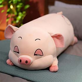 Gấu bông, Gối ôm lợn hồng siêu xinh siêu cute, Thú nhồi bông lợn hồng siêu đáng yêu, Gấu bông sang trọng, Đồ chơi thú bông