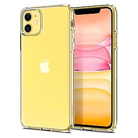 Ốp lưng chống sốc Spigen Liquid Crystal cho iPhone 11 | iPhone 11 Pro | iPhone 11 Pro Max - Hàng nhập khẩu