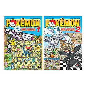 Combo Pokémon - Giải Mã Mê Cung (2 Cuốn)
