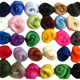 Len Nhiều Màu