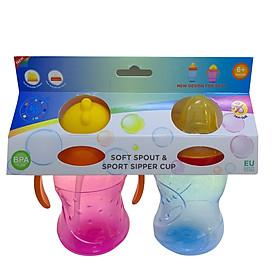 Bộ 2 bình nước cho bé AM55419 - Thái Lan