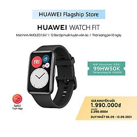 Biểu đồ lịch sử biến động giá bán Đồng hồ thông minh Huawei Watch Fit - Hàng Phân Phối Chính Hãng