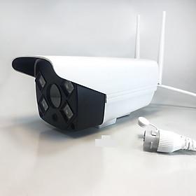 Camera IP Wifi ngoài trời HD-720P ban đêm có màu CF4310 cao cấp