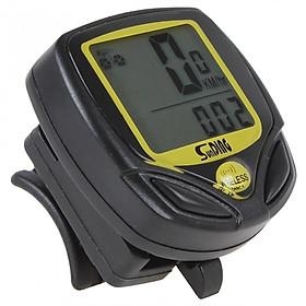 Đồng hồ đo tốc độ xe đạp không dây 548C