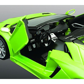 Đồ chơi xe lắp ráp ô tô Lamborghini Roadster tỉ lệ 1:24 MAISTO 39124/MT39900