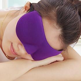 Bịt Mắt Ngủ 3D Thoáng Khí | 6 Chi Tiết