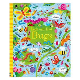 Usborne Look And Find: Bugs