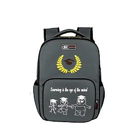 Balo học sinh cho nam nữ TN Bags, thiết kế phong cách hàn quốc, chất liệu dù 1680 cao cấp bền đẹp, dùng cho bé học sinh mầm non, tiểu học đi học, đi chơi - TN.B 3005