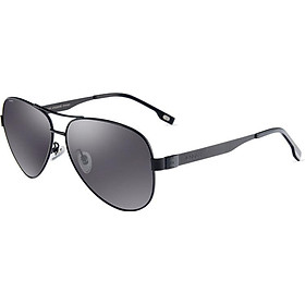 VEGOOS polarized sunglasses men's frog mirror driving mirror sunglasses glasses 3119 sand black frame gray tablets