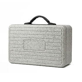 RC Drone Storage Case Foam Luggage Large Capacity Portable Handbag for DJI Mavic Mini Drone Camera Remote Control Device Accessory Organizer