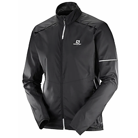 Áo Gió Thể Thao Nam Salomon Agile Jacket M - L40111200