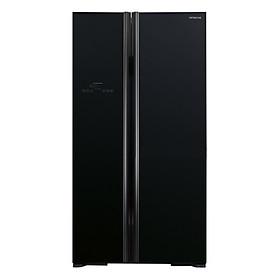 Tủ Lạnh Side By Side Inverter Hitachi R-FM800PGV2-GBK (600L) - Hàng Chính Hãng