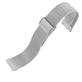 Dây Thép Lưới Luxury Cao Cấp Size 20mm / 22mm Cho Samsung Galaxy Watch Active 1/2,  Galaxy Watch 42/46, Galaxy Watch 3