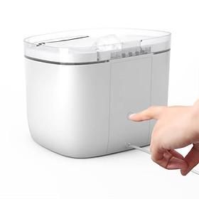 Xiaomi Petoneer Smart Pet Water Dispenser 1.9L Uống nước 4 bộ lọc Tiệt trùng sưởi ấm cho chó mèo Làm việc với Mijia APP