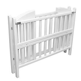 Giường cũi - nôi cũi cho bé Trắng