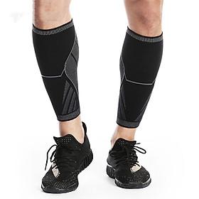 Tất bảo vệ bắp chân, ống đồng co giãn thoáng khí hỗ trợ tập gym, chạy bộ 7760 (1 đôi)