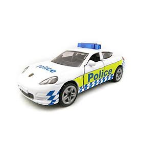 Đồ chơi Mô hình Siku Xe cảnh sát Porsche 1446s