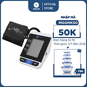 Máy đo huyết áp tự động Kachi MK167 - Hàng chính hãng