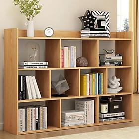 Tủ để sách và hồ sơ tài liệu nhiều ô, tủ để sách, tủ để tài liệu MGK019