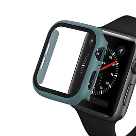 Ốp Case Thinfit & Kính Cường Lực cho Apple Watch Series 4 / Apple Watch Series 5
