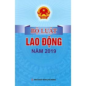 Sách - bộ luật lao động năm 2019