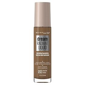 Maybelline Dream Radiant Liquid Foundation 128 Mocha