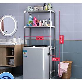 Kệ Máy Giặt nhà tắm 2 tầng