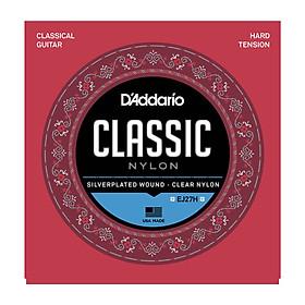 Dây đàn guitar classic D'addario EJ27H